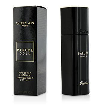 Parure Gold Rejuvenating Gold Radiance Foundation SPF 30 - # 04 Beige Moyen