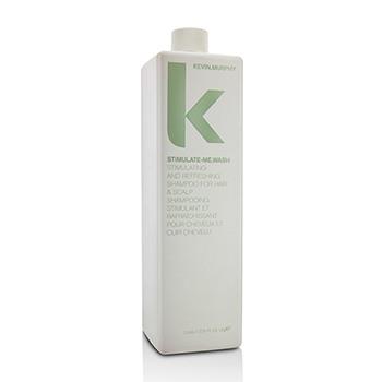 Stimulate-Me.Wash (Stimulating and Refreshing Shampoo - For Hair & Scalp)
