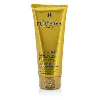 Solaire Nourishing Shower Gel with Jojoba Wax (Hair and Body)