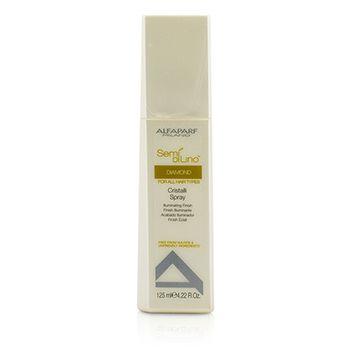 Semi Di Lino Diamond Cristalli Spray - Illuminating Finish (For All Hair Types)