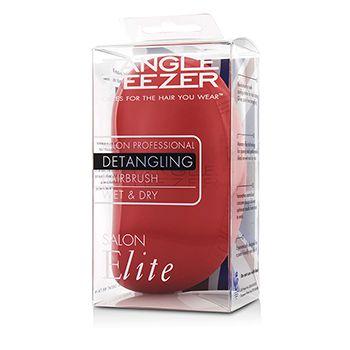 Salon Elite Professional Detangling Hair Brush - # Winter Berry (For Wet & Dry Hair)