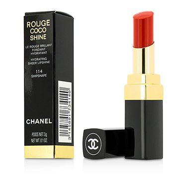 Rouge Coco Shine Hydrating Sheer Lipshine - # 114 Shipshape
