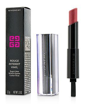 Rouge Interdit Vinyl Extreme Shine Lipstick - # 04 Rose Tentateur