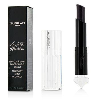La Petite Robe Noire Deliciously Shiny Lip Colour - #007 Black Perfecto