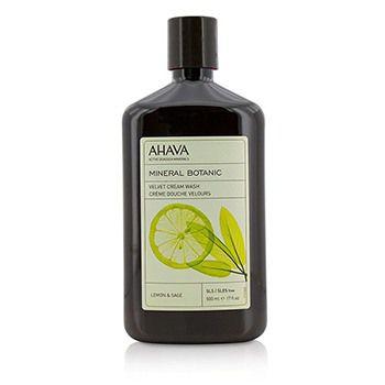 Mineral Botanic Velvet Cream Wash - Lemon & Sage
