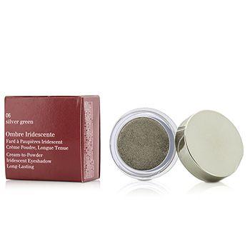 Ombre Iridescente Cream To Powder Iridescent Eyeshadow - #06 Sliver Green