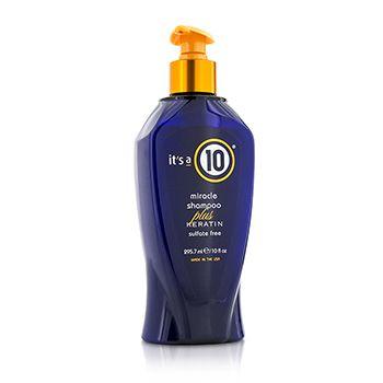 Miracle Shampoo Plus Keratin (Sulfate Free)