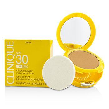 Sun SPF 30 Mineral Powder Makeup For Face - Medium