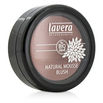 Natural Mousse Blush - #02 Soft Cherry