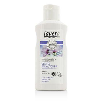 Organic Mallow & Almond Gentle Facial Toner - For Dry & Sensitive Skin Types