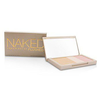 Naked Flushed - Naked (1x Blush, 1x Bronzer, 1x Highlighter)