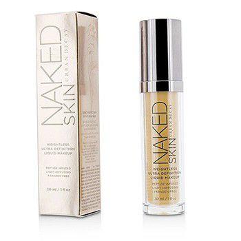 Naked Skin Weightless Ultra Definition Liquid Makeup - #3.0