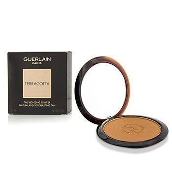 Terracotta The Bronzing Powder (Natural & Long Lasting Tan) - No. 05 Medium Brunettes