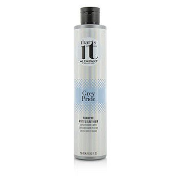 That's It Grey Pride Shampoo (For White & Grey Hair)