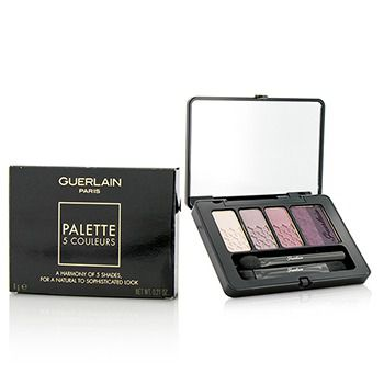 5 Couleurs Eyeshadow Palette - # 01 Rose Barbare