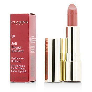 Joli Rouge Brillant (Moisturizing Perfect Shine Sheer Lipstick) - # 30 Soft Berry