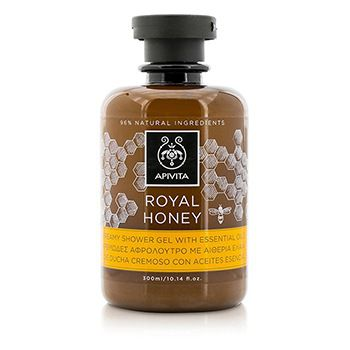 Royal Honey Creamy Shower Gel With Essential Oils