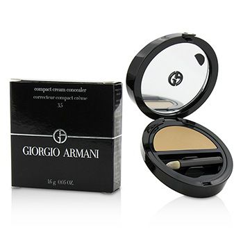 Compact Cream Concealer - # 3.5