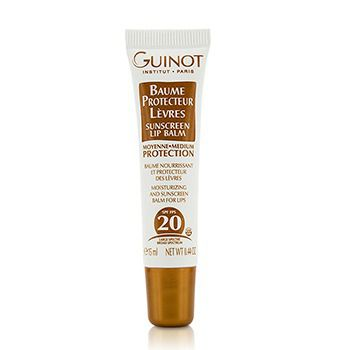 Baume Protecteur Levres Moisturizing And Sunscreen Balm For Lips SPF20