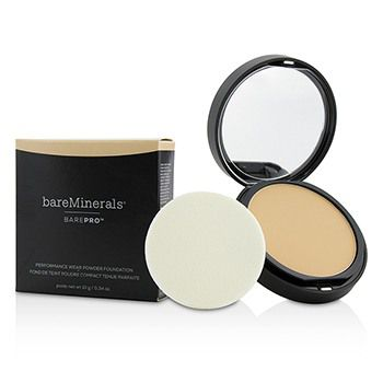 BarePro Performance Wear Powder Foundation - # 06 Cashmere