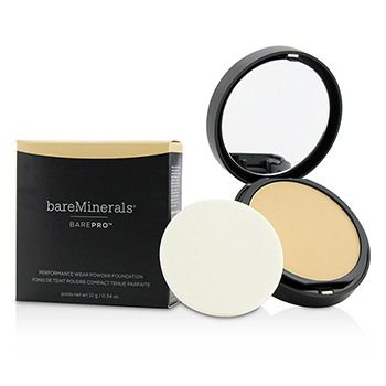 BarePro Performance Wear Powder Foundation - # 08 Golden Ivory
