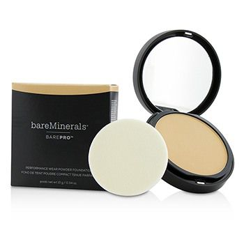BarePro Performance Wear Powder Foundation - # 13 Golden Nude
