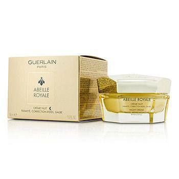 Abeille Royale Night Cream - Firming, Wrinkle Minimizing, Replenishing