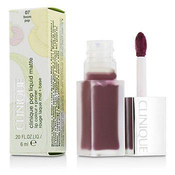 Pop Liquid Matte Lip Colour + Primer - # 07 Boom Pop
