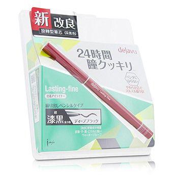 Lasting Fine Pencil Eyeliner - Deep Black