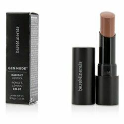 Gen Nude Radiant Lipstick - Notorious