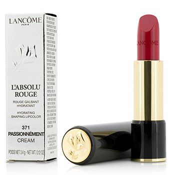 L' Absolu Rouge Hydrating Shaping Lipcolor - # 371 Passionnement (Cream)