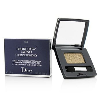 Diorshow Mono Lustrous Smoky Saturated Pigment Smoky Eyeshadow - # 564 Fire