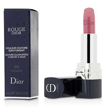 Rouge Dior Couture Colour Comfort & Wear Lipstick - # 060 Premiere
