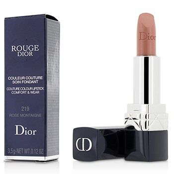 Rouge Dior Couture Colour Comfort & Wear Lipstick - # 219 Rose Montaigne
