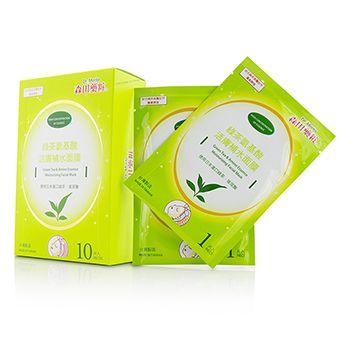 Green Tea & Amino Essence Moisturizing Facial Mask