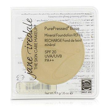 PurePressed Base Mineral Foundation Refill SPF 20 - Bisque