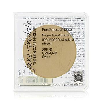 PurePressed Base Mineral Foundation Refill SPF 20 - Warm Silk