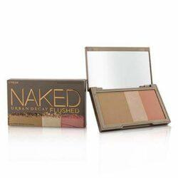 Naked Flushed - Streak (1x Blush, 1x Bronzer, 1x Highlighter)