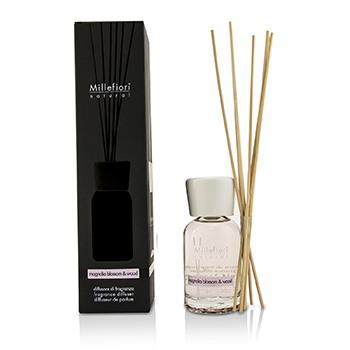 Natural Fragrance Diffuser - Magnolia Blossom & Wood