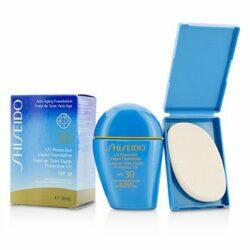 UV Protective Liquid Foundation - # SP60 Medium Beige