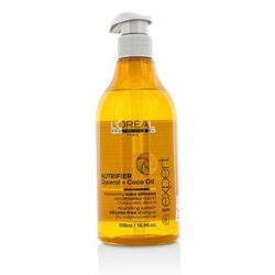 Professionnel Expert Serie - Nutrifier Glycerol + Coco Oil Silicone-Free Shampoo (For Dry, Undernour