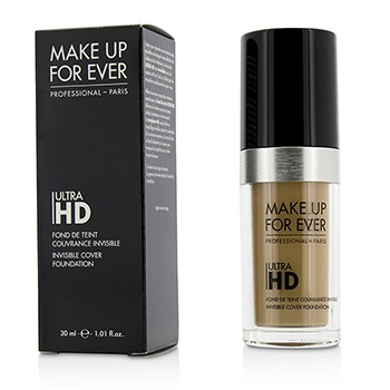 Ultra HD Invisible Cover Foundation - # Y315 (Sand)
