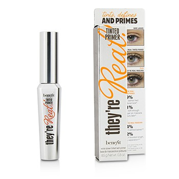 They're Real Tinted Lash Primer - Mink Brown