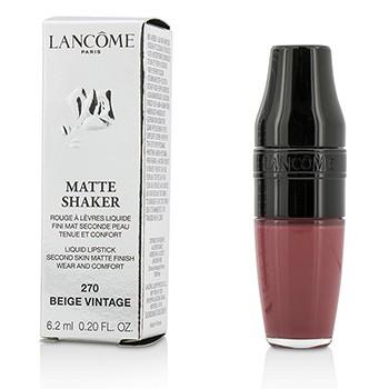 Matte Shaker Liquid Lipstick - # 270 Beige Vintage