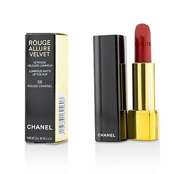 Rouge Allure Velvet - # 56 Rouge Charnel