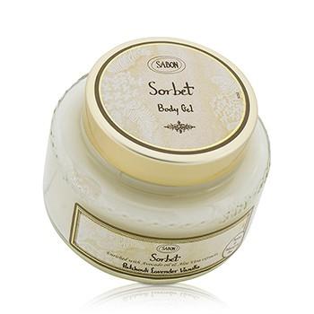 Sorbet Body Gel - Patchouli Lavender Vanilla