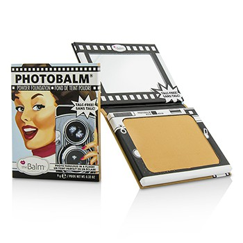 PhotoBalm Powder Foundation - #Medium