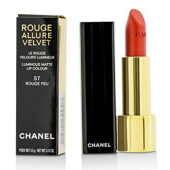 Rouge Allure Velvet - # 57 Rouge Feu