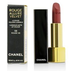 Rouge Allure Velvet - # 58 Rouge Vie