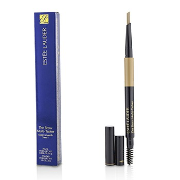 The Brow MultiTasker 3 in 1 (Brow Pencil, Powder and Brush) - # 01 Blonde